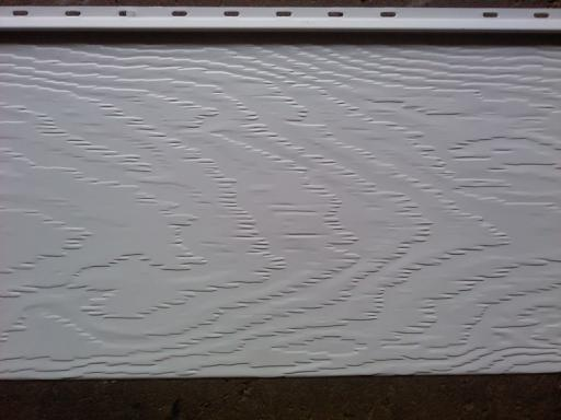 Aluminum siding what is aluminum siding for Wood grain siding panels