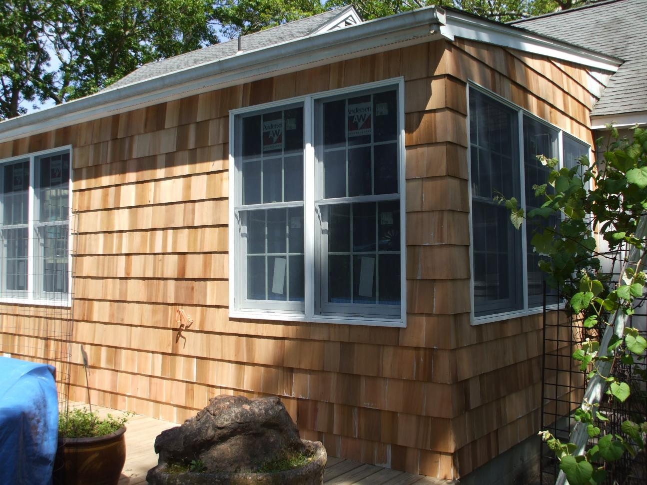 Popular Options For Cedar Shingle Siding Siding