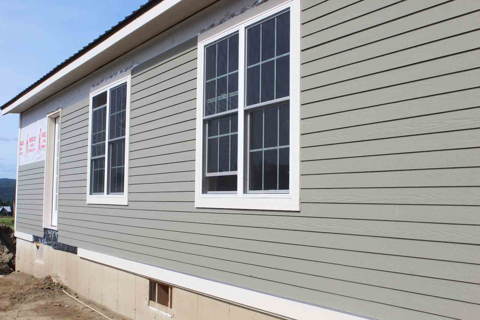 Cement Board Panels : Helping people protect their most valuable asset siding