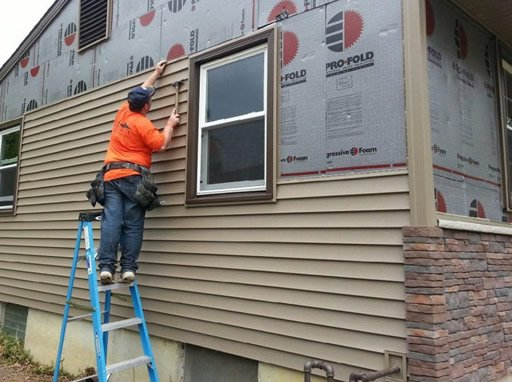 Beautify your home with high quality vinyl siding siding for What is 1 square of vinyl siding